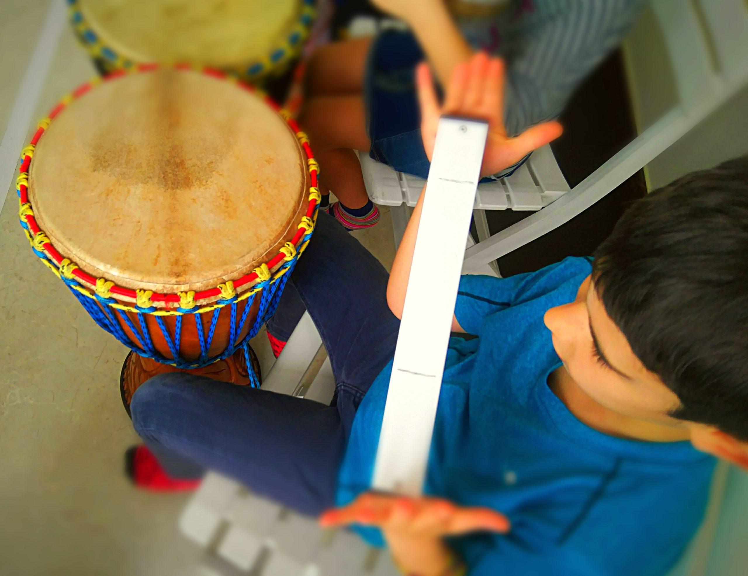Drum Circle Bambini